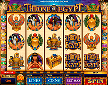 Throne of Egypt (Трон Египта)
